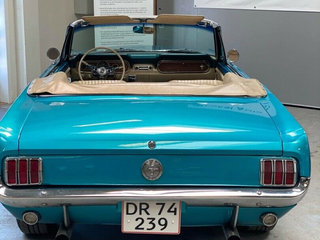 Ford Mustang 4,7 V8 289cui. Convertible - 3