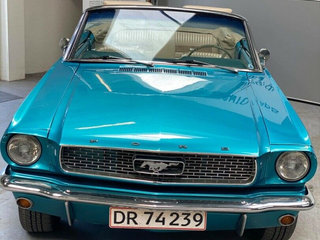 Ford Mustang 4,7 V8 289cui. Convertible - 4