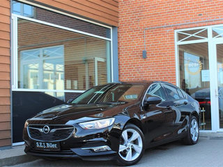 Opel Insignia Grand Sport 1,5 Turbo Dynamic Start/Stop 165HK 5d 6g Aut.