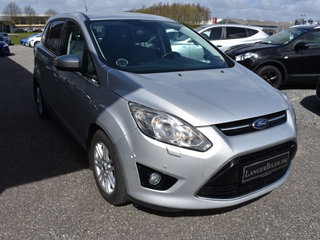 Ford Grand C-MAX 2,0 TDCi 140 Titanium - 4