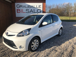 Toyota Aygo 1,0 Air+ 5d