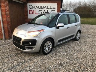 Citroën C3 Picasso 1,6 HDi 110 Seduction 5d