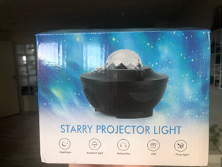 Starry Projector Light
