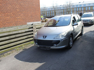 Peugeot 307 1,6 HDi Performance S stc.