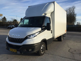 Iveco Daily 3,0 35C18 Alukasse m/lift AG8