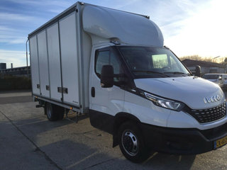 Iveco Daily 3,0 35C18 Alukasse m/lift AG8 - 2