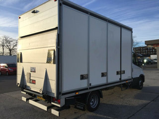 Iveco Daily 3,0 35C18 Alukasse m/lift AG8 - 3