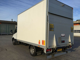 Iveco Daily 3,0 35C18 Alukasse m/lift AG8 - 4