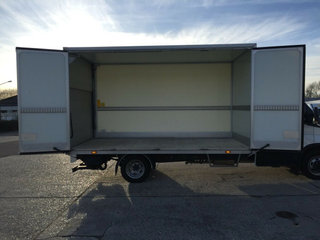 Iveco Daily 3,0 35C18 Alukasse m/lift AG8 - 5