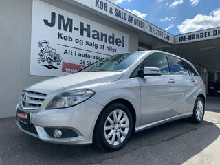 Mercedes B180 1,8 CDi aut. BE