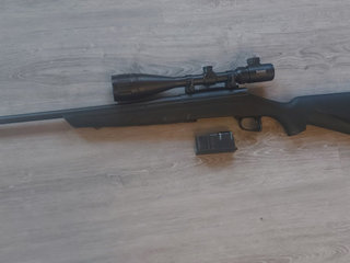 Remington 300 win mag bushnell 6-24×50