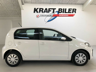 VW Up! 1,0 MPi 60 Move Up! BMT - 3
