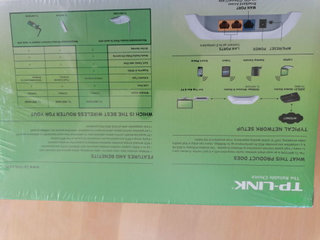 Tp link router ny
