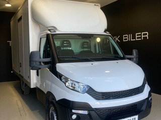 Iveco Daily 2,3 35S15 Alukasse m/lift - 2