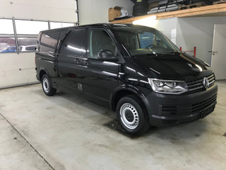 Nysynet VW Transporter 2,0 TDI Lang model