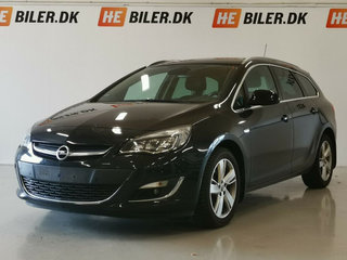 Opel Astra 1,4 T 140 Sport Sports Tourer