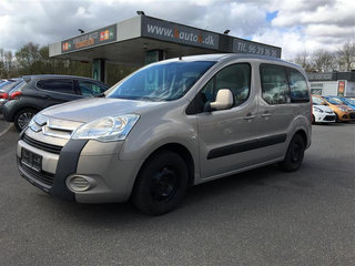 Citroën Berlingo 1,6 HDI Multispace 90HK