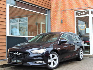 Opel Insignia Sports Tourer 1,5 Turbo Dynamic Start/Stop 165HK Stc 6g