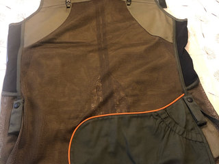 Ny Beretta dt 11 skydevest