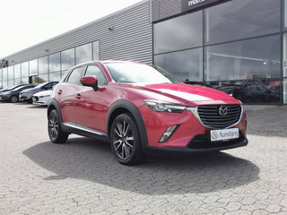 Mazda CX-3 2,0 Sky-G 120 Optimum - 2
