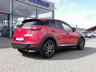Mazda CX-3 2,0 Sky-G 120 Optimum - 4