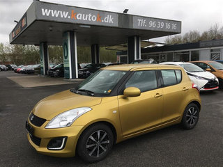 Suzuki Swift 1,2 Dualjet 16V Club 90HK 5d
