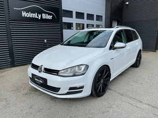 VW Golf VII 2,0 TDi 150 Highline Variant DSG BMT