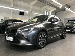 Mazda CX-3 2,0 Sky-G 150 Optimum aut. AWD - 2