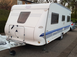 Hobby Excellent 560 UFe, 2005