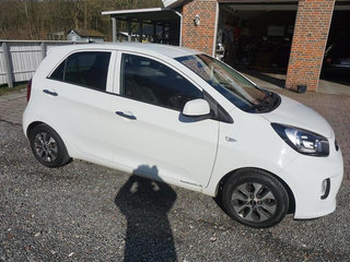 Kia Picanto 1,0 MPI Attraction Plus 66HK 5d