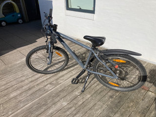 24? tommer mountainbike