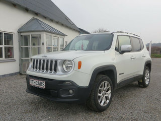 Jeep Renegade 1,4 M-Air 170 Limited aut. AWD