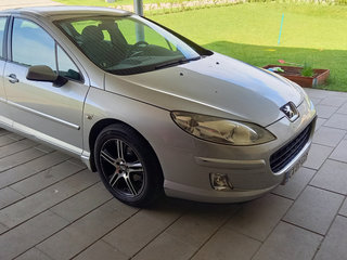 Peugeot 407 2.0 hdi 6 gear nysynet m plader