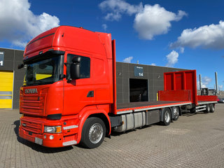 Scania R410 6x2-4, Chassis