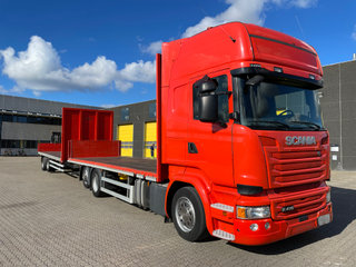 Scania R410 6x2-4, Chassis - 2