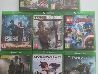 Diverse XBox One spil