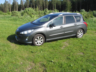 Peugeot 308 7pers. Ny Synet