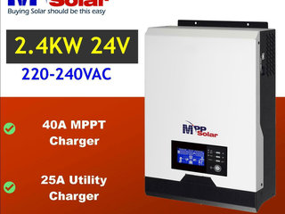 Solcelle inverter off grid PIP2424MSE1