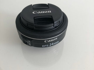 Canon EF-S 24mm f/2,8 ST