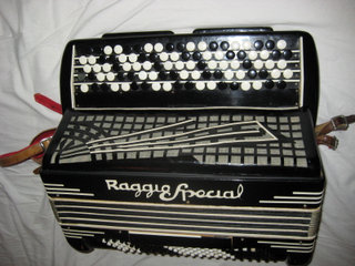 Raggie Special
