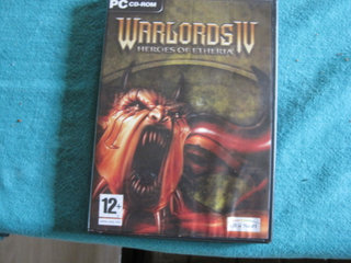 pc spil warlords IV