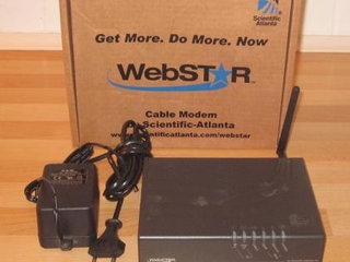 Wireless cable router (Webster)