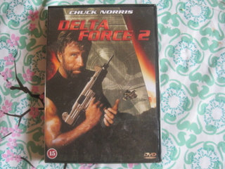dvd Delta Force 2