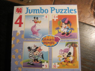 fire puslespil  jumbo puzzles