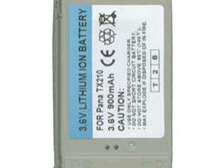 Panasonic 3.6 V 1000 mAh Li-Ion batteri