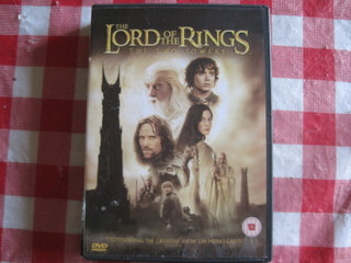 dvd The Lord  of the Rings