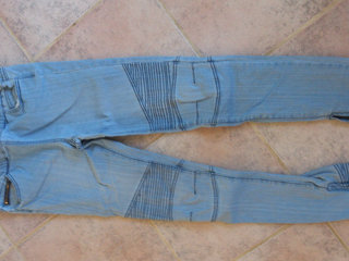 addided jeans str. xs