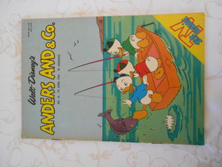Anders And & Co nr. 16 1966