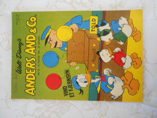 Anders And & Co nr. 33 1966
