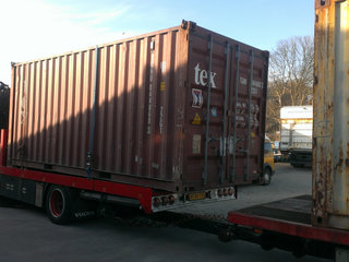 container 20 fods